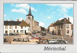 MERINCHAL. Place De L'eglise - France
