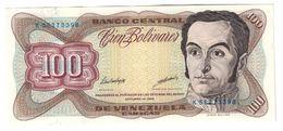 Venezuela 100 Bolivares 13/10/1998 UNC - Venezuela