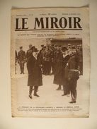 Le Miroir,la Guerre 1914/1918 > Journal N°55 > 13/12/1914,Général Joffre,Reims Sous Les Bombardement - L'Illustration
