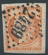 Lot N°36765  N°38/fragment, Oblit GC 2489 MONTMEDY (53), Ind 3 - 1870 Siege Of Paris