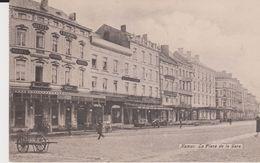 Namur. La Place De La Gare - Namur