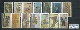 SÜDWESTAFRIKA LOT Aus MICHEL SATZ 476 - 492 Gestempelt Siehe Scan - Briefmarken