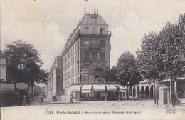 PARIS XVI  Série FF N° 2338  AUTEUIL  Rond Point De La ROTONDE GARAGE Du SPORT Et GRAND CAFE - Arrondissement: 16