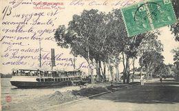 VINH-LONG - Le Quai - Viêt-Nam