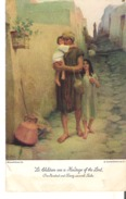 The Children Are A Heritage Of The Lord. One Hundred And Twenty-seventh Psalm - Christianity