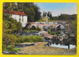 BESSINES Le Vieux Pont (Combier) Haute Vienne (87) - Bessines Sur Gartempe