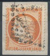 Lot N°36775  N°38/fragment, Oblit GC - 1870 Siege Of Paris