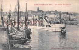 (62) Boulogne Sur Mer - Bateaux Dragueurs - Pas De Calais - Boulogne Sur Mer