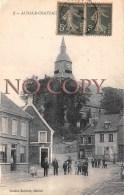 (62) Auxi Le Château - L'Eglise - Pas De Calais 1918 - Auxi Le Chateau