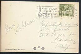 °°° 6882 - SVIZZERA - AR - APPENZELLER KINDER - 1953 °°° - AR Appenzell Rhodes-Extérieures
