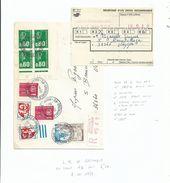 """LR2 """"exceptionnel""""  Avec 9 Timbres  Dont 6 BEQUET (dont 1 Coin Daté Et 2 Roulettes) ..pour 6.50fr............à Voir - 1971-76 Marianne Of Béquet"""