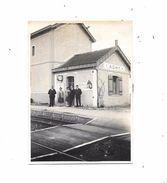 60 - Photo ACHY, La Gare, - Treni