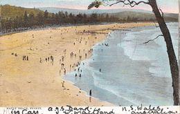 MANLY BEACH, SYDNEY - Sydney