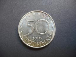 Bulgaria 50 Stotinki 2005 European Union - Bulgarie