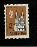 440295113 ARGENTINIE DB 1962 POSTFRIS MINTNEVER HINGED POSTFRIS NEUF YVERT 657 - Argentina