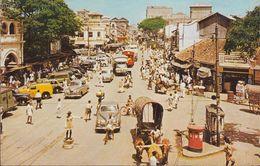Sri Lanka - Colombo - Pettah - Street Scene - Cars - Sri Lanka (Ceylon)