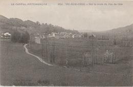 15 - VIC-SUR-CERE - Sur La Route Du Pas-de-Cère (impeccable) - Other Municipalities