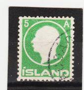 MAG1390  ISLAND 1912  Michl 69 Used / Gestempelt  ZÄHNUNG Siehe ABBILDUNG - 1918-1944 Unabhängige Verwaltung