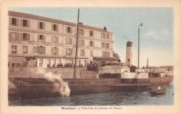 14 - CALVADOS / Honfleur - 141108 - Arrivée Du Bateau Du Havre - Honfleur
