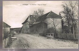 LHUITRE . Le Moulin - Vue De L'Ouest . - Autres Communes