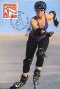 25326 Switzerland, Maximum 1998  Skating - Skateboard