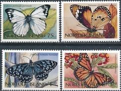 Norfolk Eiland  Butterflies - Vlinders