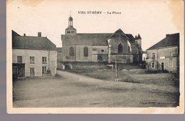 VIEL - SAINT - REMY . La Place . - Other Municipalities