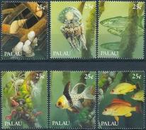 Palau  Zeeleven - Maritiem Leven