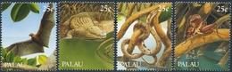 Palau  Fauna - Postzegels