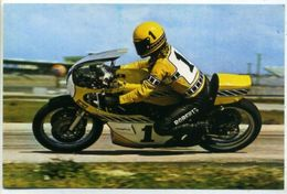 Courses Sur Route - Kenny Roberts - Motociclismo