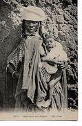 Négresse  Et  Son  Enfant - Afrika