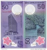 NICARAGUA      50 Cordobas   Comm.     P-207     21.10.2009 (2010)   UNC - Nicaragua