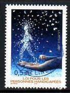 FRANCE. N°3803 Oblitéré De 2005. Loi Sur Les Handicapés. - Handicaps