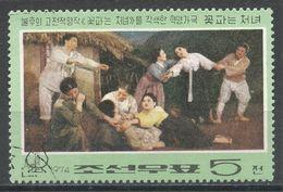 Korea, Democratic People's Republic 1974. Scott #1210 (U) Scene From Opera - Corée Du Nord