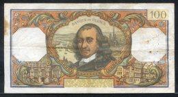 250-France Billet De 100 Francs 1967 P F287 - 1962-1997 ''Francs''