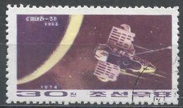 Korea, Democratic People's Republic 1974. Scott #1245 (U) Soviet Space Flights - Corée Du Nord