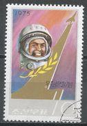Korea, Democratic People's Republic 1975. Scott #1304 (U) Cosmonaut - Corée Du Nord