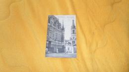 CARTE POSTALE ANCIENNE CIRCULEE DATE ?. / BAYON.- L'EGLISE ET LE CHATEAU. / CACHETS + TIMBRE. - Frankrijk