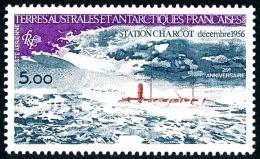TAAF 1981 - Yv. PA 65 **   Faciale= 0,76 EUR - Station Charcot  ..Réf.TAF20836 - Poste Aérienne