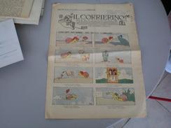 Il Corrierino  Settimanale Strip 1925 - Sin Clasificación