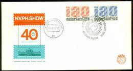 Nederland 1969 Speciale Envelop NVPH Show - Briefe U. Dokumente