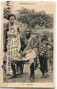 -  4 - Dahomey  - AOF - Dahoméens ( Famille ), écrite, Janvier 1922, épaisse, TTBE, Scans.. - Dahomey