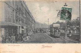 33-BORDEAUX- QUAI  DE BOURGOGNE - Bordeaux
