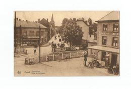 Genck   Statiestraat - Rue De La Station. - Genk