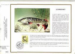 Document Fdc Neuilly Brochet - 1990-1999