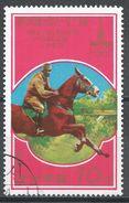 Korea, Democratic People's Republic 1978. Scott #1686 (U) Equestrian, Cross Country - Corée Du Nord