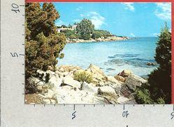 CARTOLINA NV ITALIA - ARZACHENA (OT) - Spiaggia Di Capriccioli - Costa Smeralda - 10 X 15 - Olbia