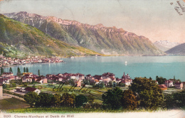 Clarens-Montreux - 5.VIII.07 - VD Waadt