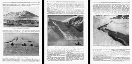 """L'EXPEDITION ANTARCTIQUE  """" SHACKLETON """"  1910 - Géographie"""