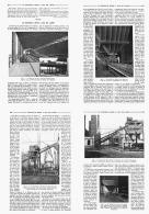 LA NOUVELLE USINE à GAZ DU LANDY    1910 - Ile-de-France